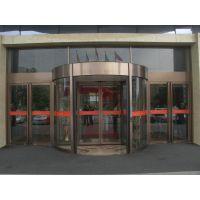 旋转门厂家 池田CHITIAN 自动旋转门供应-郑州驰田门控设备
