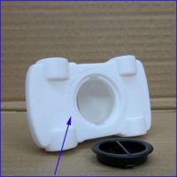 深圳 环保出口 搪胶存钱罐塑料底盖 存钱罐塑料底塞 直径3.5 厘米 可订制