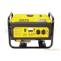 重庆供应润通汽油发电机 R2200