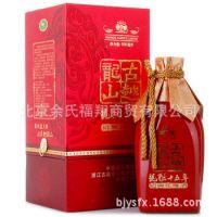 古越龙山龙酝十五年500ml/瓶