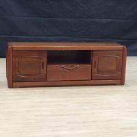 美希恩金丝木电视柜茶简约现代中式纯实木客厅储物柜