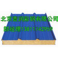 隔热彩钢夹芯板质量100%可靠快来京选购