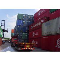 重货双背 大件设备运输 化工危险品运输 配柜子青岛黄岛到河南的集装箱运输车队