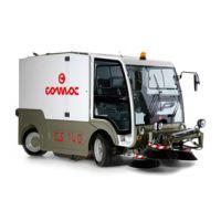 河北意大利高美CS 140 D 柴油引擎驱动驾驶式无尘清扫车
