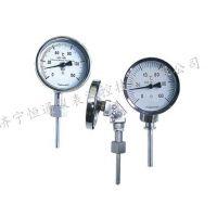 恒通WSSXN系列耐震电接点双金属温度计