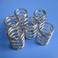 圆柱螺旋弹簧(图),回位弹簧定制,回位弹簧
