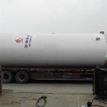菏锅60立方LNG储罐,30m3、100立方液化天然气储罐