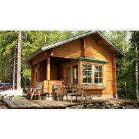 四川木屋制作,别墅装修,实木门窗,加工定做