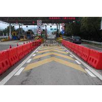 杭州高速公路警示反光防撞桶水马直销厂家