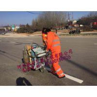 河北公路划线专业厂家|河南公路标线施划队伍|北京道路划线