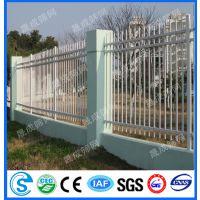 阳江热镀锌围栏厂家/景区围墙栅栏/场区锌钢护栏订做