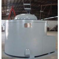 金力泰铝合金烧天然气溶解保温炉