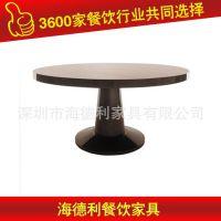新品热卖 火锅店精品木制餐桌 酒吧高档实木桌子 甜品店餐桌