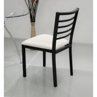 深圳布吉运达来餐厅家具订做 中式餐厅软包椅子 甜品店五金桌椅