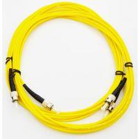 批发 ST光纤跳线 单模多模光纤线跳纤 单芯双芯铠装防水尾