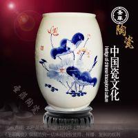 陶瓷美容汗蒸瓮 景德镇陶瓷养生翁 陶瓷美容汗蒸缸 能量养生樽