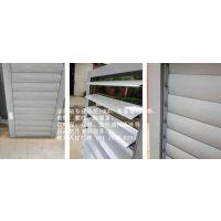 南京通风百叶窗|空调风口|防雨防风百叶|锌钢百叶窗厂家定做安装