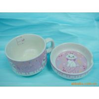 小额批发(迪士尼咖啡杯)(送烟灰缸)陶瓷