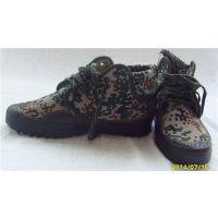 3566老兵迷彩99作训鞋 沙漠林地登山鞋男式 军训鞋 帆布鞋 解放鞋