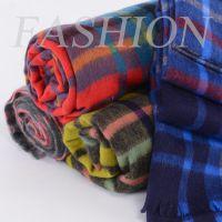 2015款羊绒围巾 专业围巾厂商十五年经营 羊绒围巾定制批发