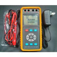 自产仪表业海YHS-718过程校验仪校准器YHS718D测量或输出电压电流频率校准仪