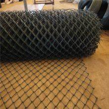 球场勾花网 勾花网图片 热镀锌钢丝网