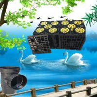 供应上海检查井,DN450雨水检查井,聚乙烯(HDPE)中空壁管,双壁缠绕管,翔凤牌