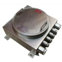 不锈钢防爆端子接线盒