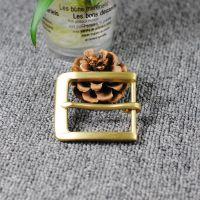 Z2铜针扣男士皮带铜针带头 简约时尚 纯铜皮带使用DIY皮带扣头
