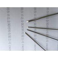 不锈钢毛细管医用磨尖加工 医用骨髓穿刺针 一次性腰椎活检针