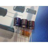 高频低阻抗铝电解电容器 LEH(HT)47uf35v尺寸5x7.GD铝电解电容