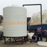 供应南通瑞杉10吨聚羧酸搅拌复配罐
