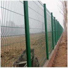 旺来pvc绿化栅栏 工地隔离网 金属隔离网厂家