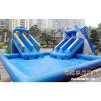 河北省沧州市充气水池/沙滩池
