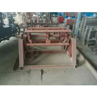 山西扬威机械彩涂板放料支架,压瓦机配料铁皮放料架,人工手动支撑架1500*1000*800mm