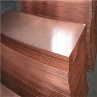T2紫铜板 耐氧化纯铜板 2 3mm现货紫铜板价格