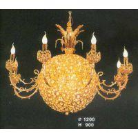 供应,精品时尚吊灯,水晶灯,全铜灯,欧式灯,玻璃蜡烛灯。