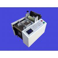 供应全自动裁电解电容PVC套机,电子绝缘管切管机,PVC塑料带裁切机