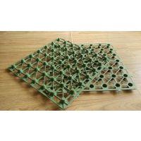 绿森林 蓄排水板、长沙排水板、塑料蓄排水板 410×410×20mm