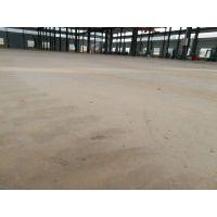 中山厂房旧水泥地面翻新、厂房水磨石地面翻新--保修五年