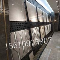 xy迅鹰供应陶瓷展板 金属瓷砖展示架 地板砖展架 成都市地板展示柜