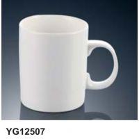 陶瓷马克杯子 水杯 茶杯 餐厅酒楼酒店陶瓷餐具用品直销批发