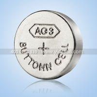 中国家全自动线生产AG3钮扣电池电池 AG3碱性电池厂家现货供应
