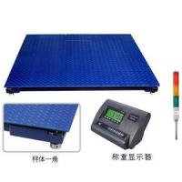 固定式电子地上衡(电子小地磅)