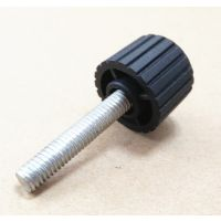 直纹手拧螺丝 塑胶头螺丝 手柄螺丝21mm-m6 厂家订做批发