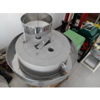 半自动面粉石磨机 磨面粉专用石磨 鼎达常年供应