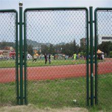 旺来围栏勾花网 篮球场围栏 乒乓球场地围网