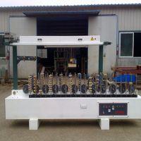 鸿程 WFJ-300型覆膜机 家具制造机械 铝塑型材PVC包覆机