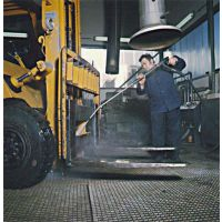 山东济南混凝土搅拌车专用富森高压清洗机