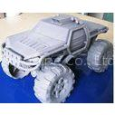Off Road Vehicle Model Electronic Equipment Parts CNC Machining